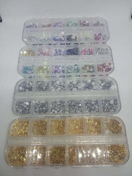Piedras Decorativas 5usd C/u 1400 Piezas Diferentes Modelos