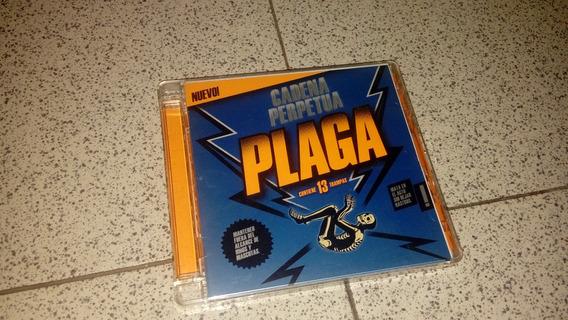 Cadena Perpetua - Plaga (cd Impecable) Promo Lanús