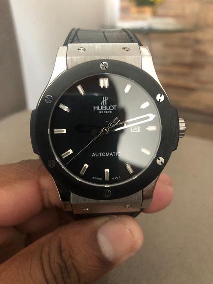 Relógio Hublot Geneve Automatic Titanium