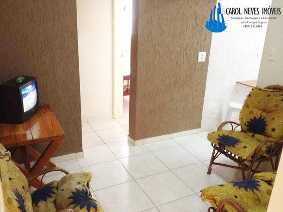2473- Lindo Apartamento Centro De Mongaguá!