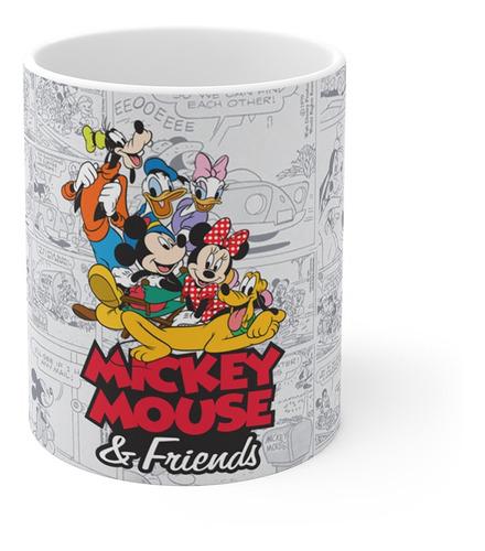 Imagem 1 de 4 de Caneca Mickey Friends