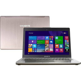Ultrabook Gamer Gigabyte U24 Core I5 8gb Ram 750gb Hd Win8