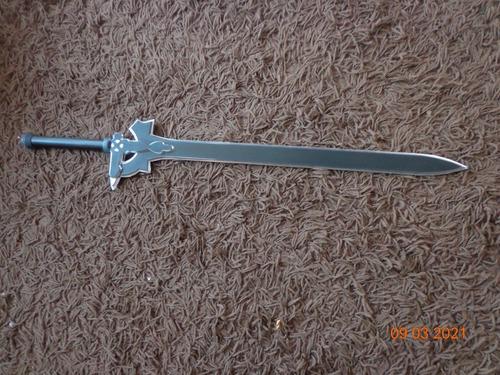 Espada Kirito Sword Art Online Espuma Pu Envio Gratis