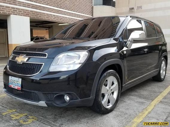 Chevrolet Orlando - Automatica