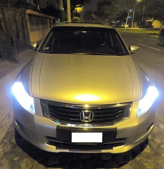 Honda Accord 2.4l (4 Cilindros) 2008 Automatico Full Equipo