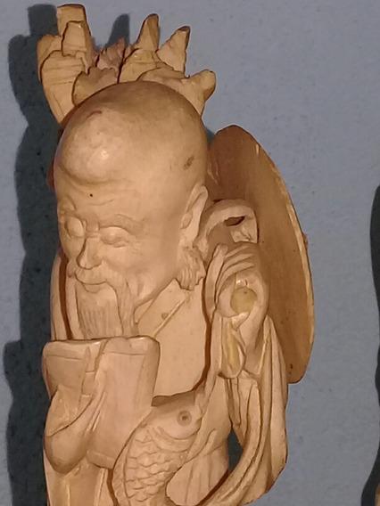 Figuras Orientales Hueso