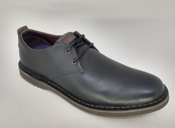 Sapato Kildare Masculino Way Black 1004