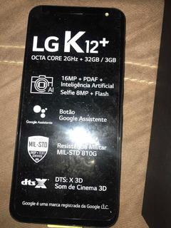 Celular LG 12 K Nunca Usado Novo Na Caixa E Nota Fiscal