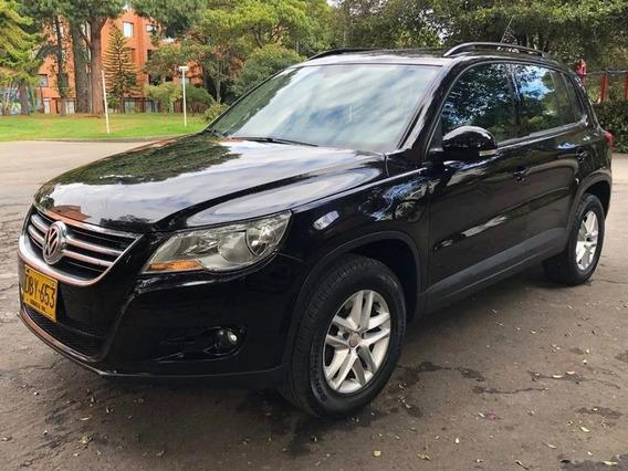 Volkswagen Tiguan 2.0 Tsi Full Equipo Sunroof Y Cuero