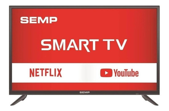 "Smart TV Semp Full HD 43"" L43S3900FS"