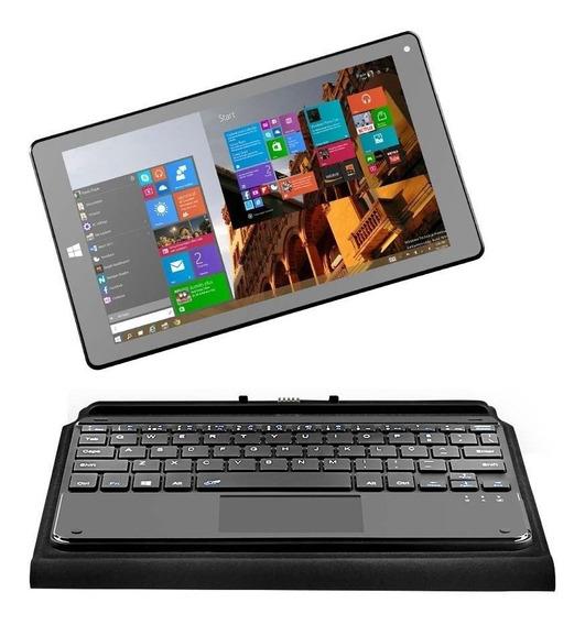 Tablet M8w Plus Hibrido Windows 10 8.9 Pol. Ram 2gb 32gb