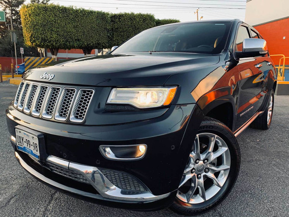 Jeep Grand Cherokee 5.7 Summit 4x4 Mt 2015 Autos Puebla