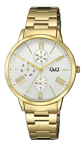 Reloj Q&q Mujer Coleccion De Lujo