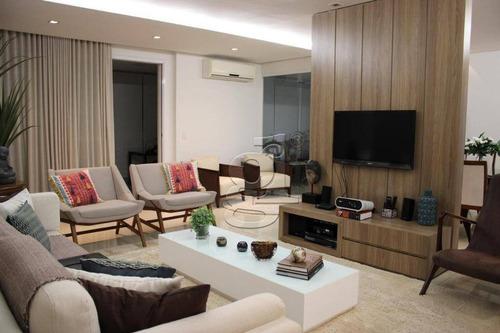 Imagem 1 de 15 de Apartamento Com 4 Dormitórios À Venda, 234 M² Por R$ 1.965.000,00 - Edifício Auguste Rodin - Londrina/pr - Ap1051