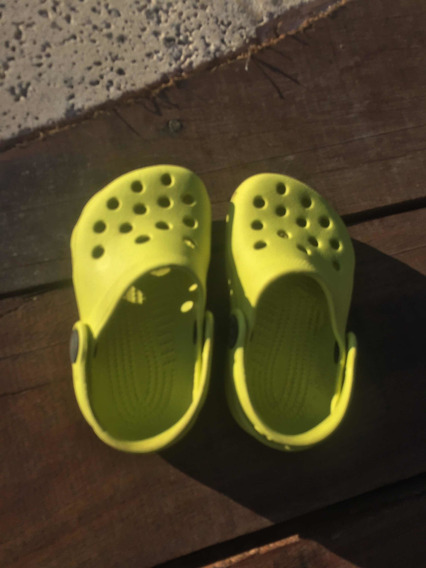 Crocs Original Niño - Niña Talle 20