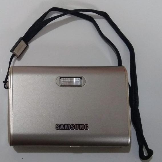 Câmera Digital Samsung I70 - 7.2 Mpx Com Defeito