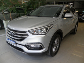 Hyundai Santa Fe 2.4 Seguridad 7as 6at 2wd