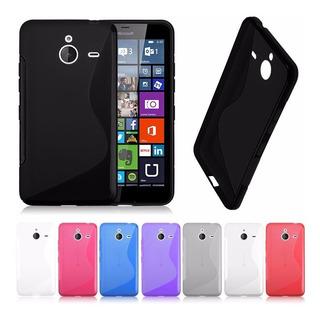 Funda De Gel Para Nokia Lumia 640