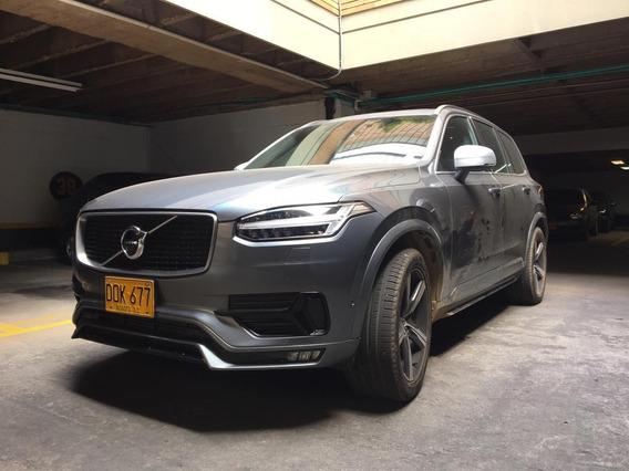 Volvo Xc90 R Design 2.0 T6 4x4 Aut 7 Puestos