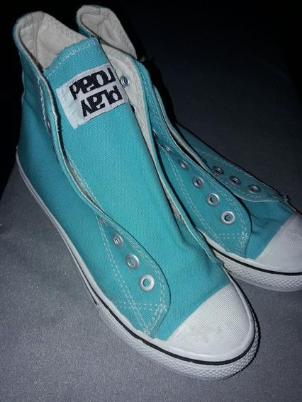 Zapatillas Playroad Tipo All Star
