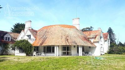 Casa En Venta - Golf Punta Del Este - Uruguay