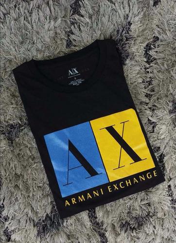Armani Exchange T-shirts Nuevos Modelos Garantizados!!!