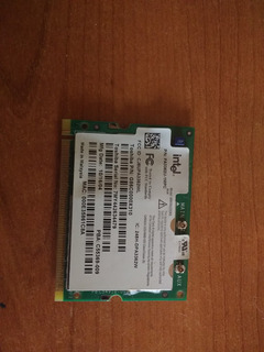 Placa Adaptador Wifi Notebook Intel Pa3362u-1mpc