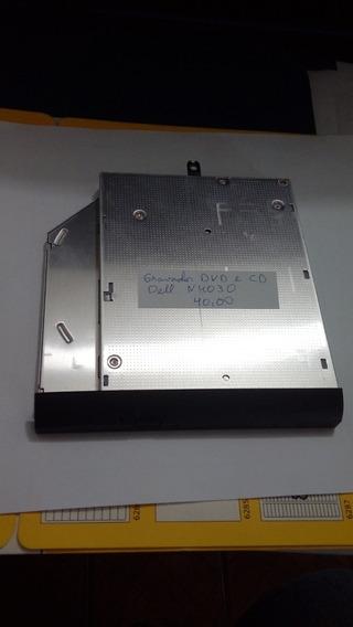 Gravador De Dvd E Cd Notebook Dell N-4030