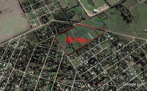 Fracción Ideal Loteo General Rodriguez Zona Quintas