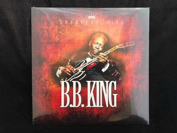 Vinilo Lp Bb King - Greatest Hits - Nuevo Sellado 2016