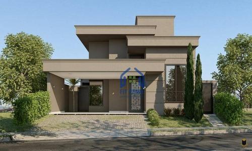 Casa Com 3 Dormitórios À Venda, 165 M² Por R$ 850.000,00 - Residencial Village Damha Rio Preto Ii - São José Do Rio Preto/sp - Ca2417