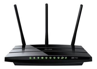 Router Inalambrico Tp-link Archer C7 Ac1750 Dual Band 2.4ghz