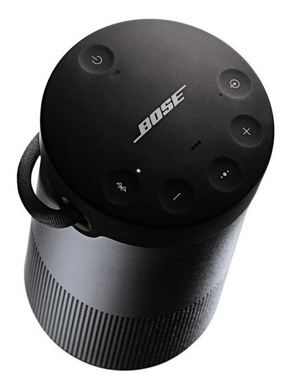 Alto-falante Bluetooth, Bose, Soundlink Revolve+, Preto