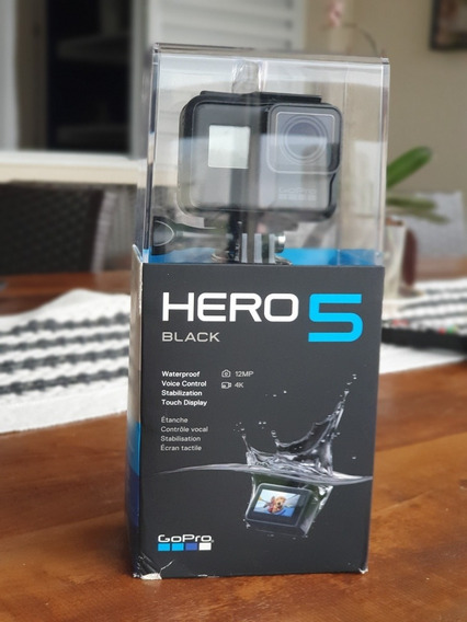 Gopro Hero 5 Completa