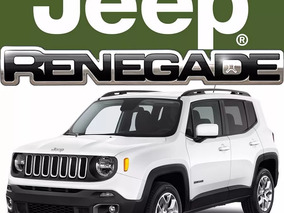 Jeep Renegade Sport 4cil 130hp 1.8l At 6vel Rin 17 Abs Arh