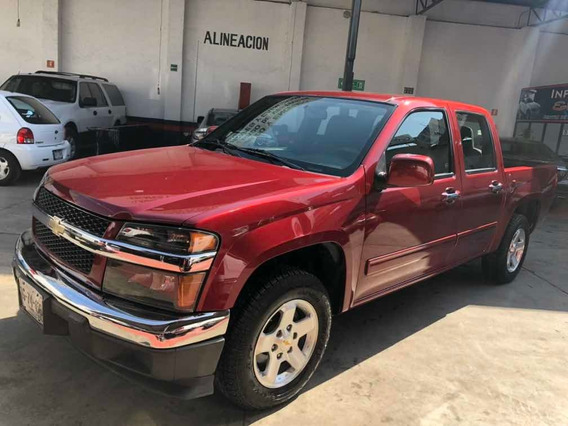 Chevrolet Colorado A L4 5vel Aa Doble Cabina 4x2 At 2011