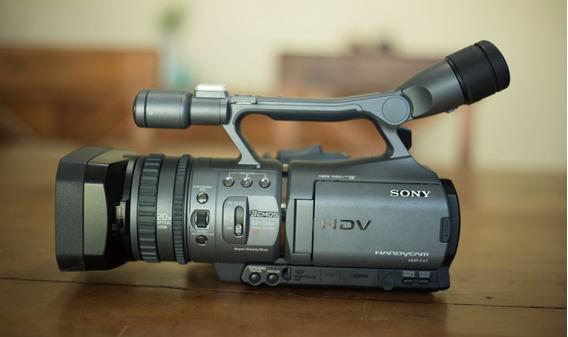 Filmadora Sony Fx7