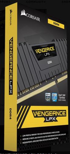 Imagem 1 de 5 de Memoria Ram Vengeance Lpx  Ddr4 16g/3000 Corsair