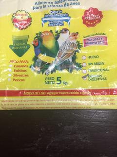 Bizcocho Nutribiz Dc Canarios -exóticos-pericos- X 5kg