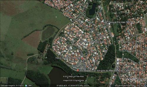 Imagem 1 de 1 de Terreno À Venda, 857 M² Por R$ 980.000,00 - Residencial Barão Do Café - Campinas/sp - Te0199