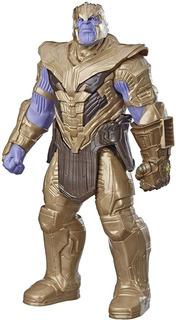 Muñeco Thanos Marvel Avengers End Game Titan Hero Cuotas