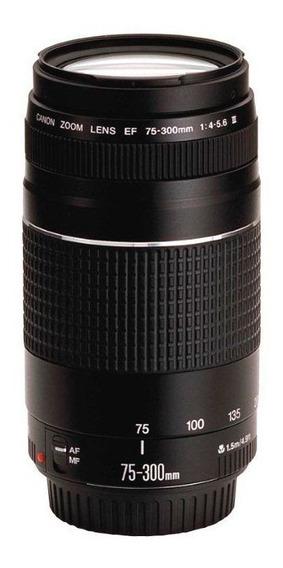 Lente Canon 75-300