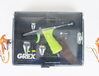 Grex Airbrush Tritium.tg3 Double Action Pistol