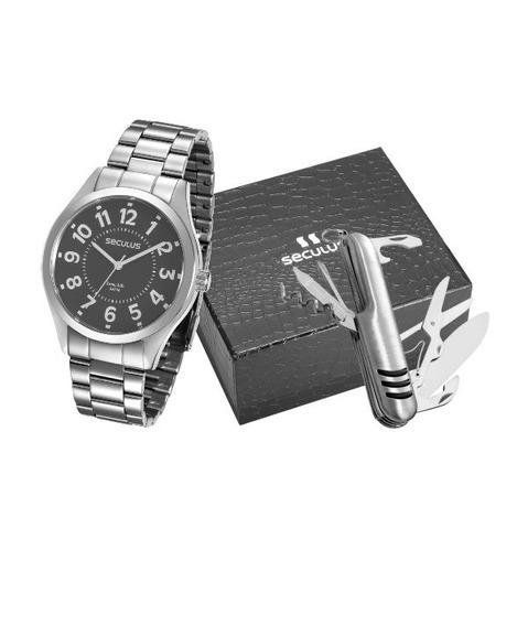 Relógio Masculino Seculus28866gosvna1
