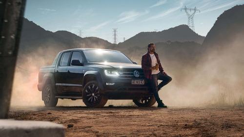 Volkswagen Amarok Black Style 4x4 Aut V6 2021 Tandil