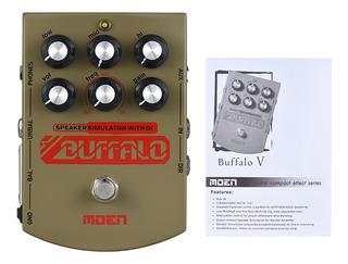 Moen Mo-ba Buffalo Parlante Para Guitarra Elctrica