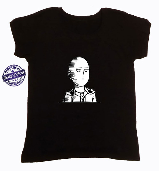 Remera One Punch Anime Mod 9 Hotarucolections