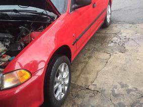 Honda Civic Automático Xl 1995