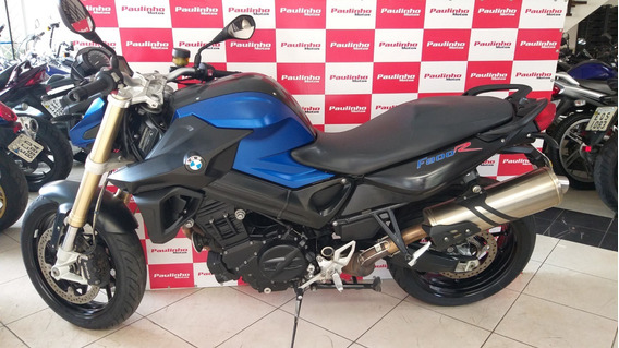 Bmw/ F800 R Azul 2015
