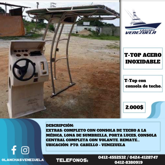 T-top Acero Inoxidable Lv530
